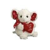 Bearington Tons of Love Plush Elephant (Toy)  #valentineday www.giftsforbelovedones.com