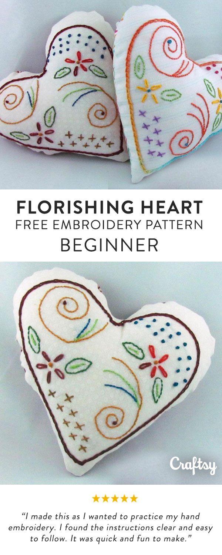 Best beginner embroidery ideas on pinterest