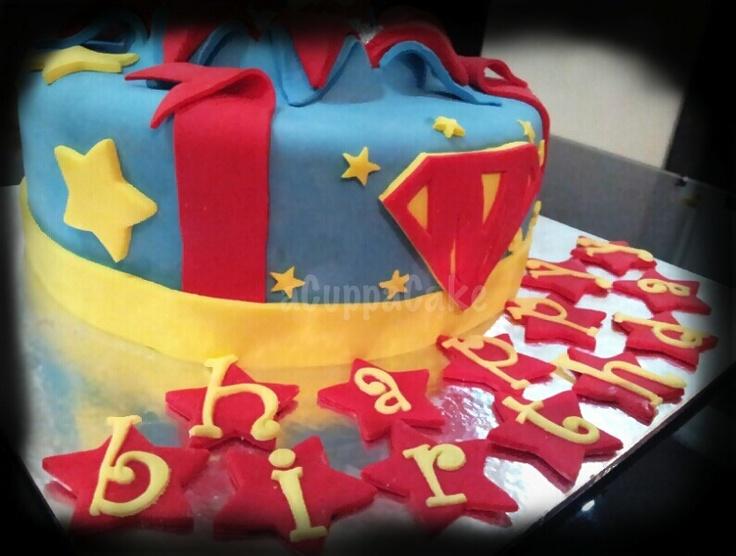 Superlicious Cake