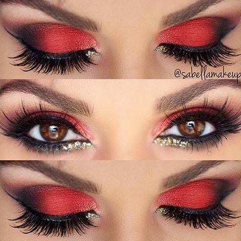 beautiful eye makeup <3 #chic #eyeshadow #edressme