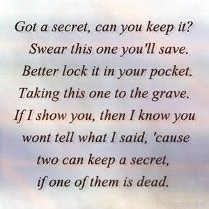 love this song.. not just bc it is the pll theme song but because the whole song is AMAZING! Secrets by the Pierces!