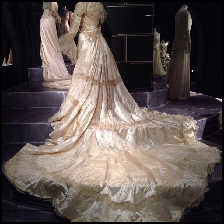 Bridal Gowns at the Rijksmuseum Amsterdam