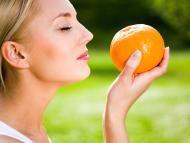 Polpette al profumo di arancia...