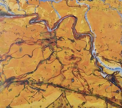 Metro Gallery | Latest News | The Melbourne Review: JOHN OLSEN
