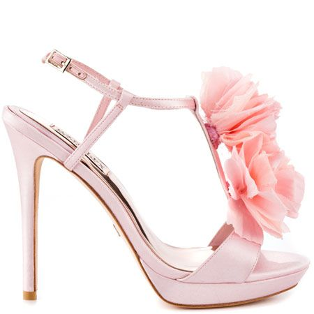 Adele - Pink Satin main view http://www.heels.com/womens-shoes/adele-pink-satin.html 9.5