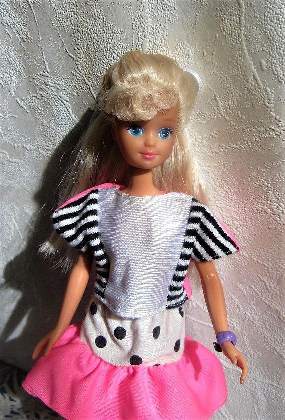 1980s Skipper Barbie Doll Barbie's Little Sister by Mattel