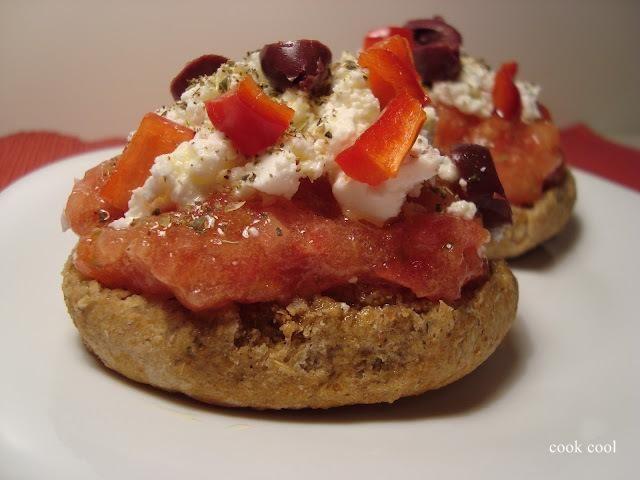 Κρητικός ντάκος | cookcool