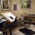 Art Home Studio Setup