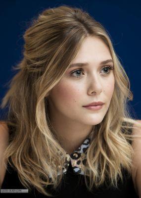 Elizabeth Olsen makeup perfection