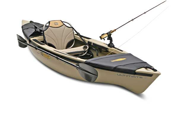ultimate fishing kayak at what point does it stop being a