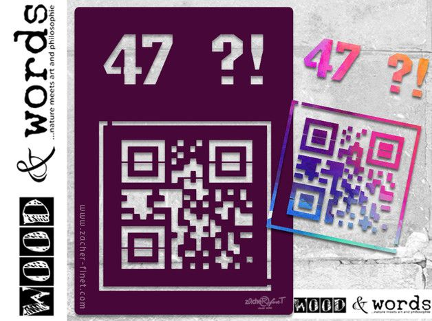 Pin by Carlos Albaladejo on Stencils + QR | Pinterest | Stenciling ...