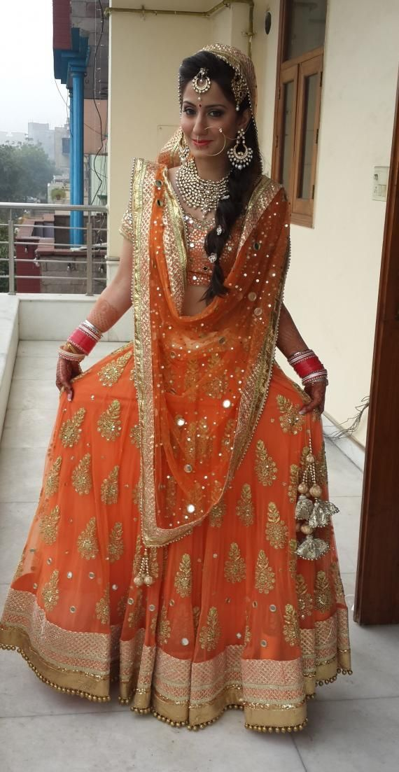 Indian Ghagra Choli Designs Collection 2016-2017 (10)