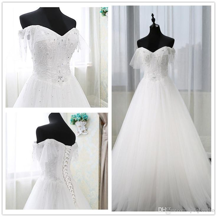 Sparkling Off White Ball Gown Wedding Dresses Strapless Lace-up Back Vestido De Novia Sweep Train Major Beading Plus Size Wedding Dress Plus Size Wedding Dresses Wedding Dress Vestido De Novia Online with $209.0/Piece on Lpdqlstudio's Store | DHgate.com