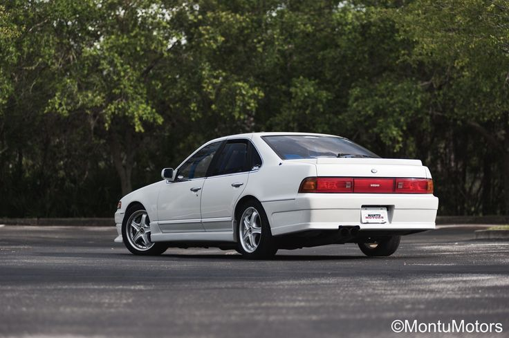 FOR SALE: 1991 NISSAN CEFIRO #montumotors           RB27 Custom Engine | Twin Turbo | AWD | 27,186km or 16,892 miles   In production from 1988-1994, the A31 Cefiro shared many components with the R32 Skyline, C33 Laurel, and F31 Leopard. It was available in both RWD and AWD, and the AWD version was similar to the Skyline GTS-4, even down to the RB20DET that powered it. The Cefiro had a lot of luxuries for a car of it's time, including automatic projector headlights, auto-dimming rearview…