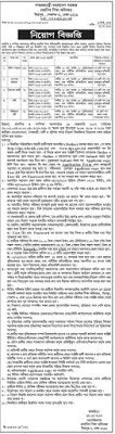 Job Circular For Bangladesh: Directorate of primary education job circular