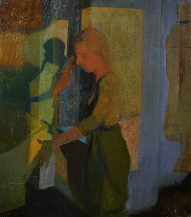 Antonio López García Sink And Mirror 1967: 512 Best Interior Paintings Images On Pinterest