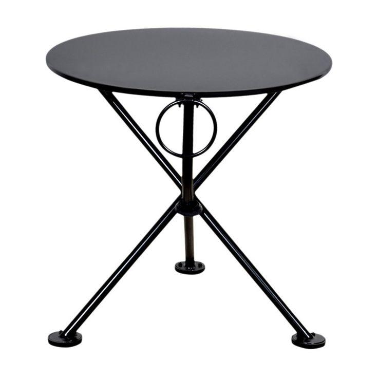 Furniture Designhouse European Cafe 3 Leg Folding Coffee Table   4142S