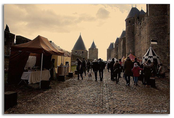 Carcassonne medieval