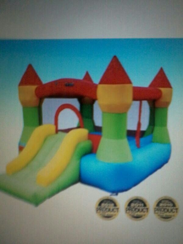 Inflable Pequeño 3 x 3 mts