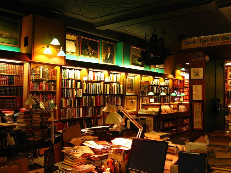 gay bookstores new york