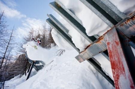 Portfolio hiver 2012 Skieur mag#94