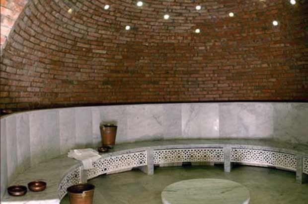 A Hamman In The Center Of Palermo Sicily Turkish Bath