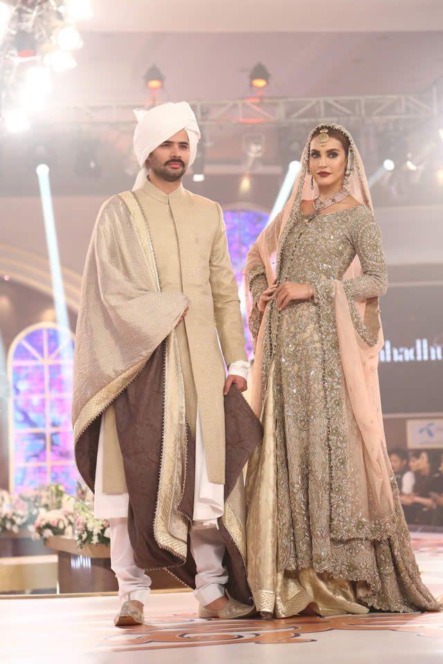 Designer Fahad Hussayn Dresses Collection 2015