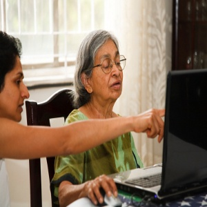 Many seniors are staying away from the web out of concern for the risks of online activity. We need to help then understand how to use the web safely to develop comfort.