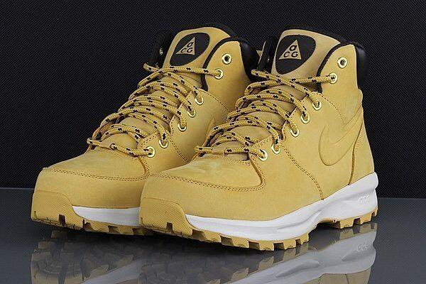 6bbb1174566be Nike manoa leather uk 13 eur 48.5 drake hot-line bling boots bnib 100%  original