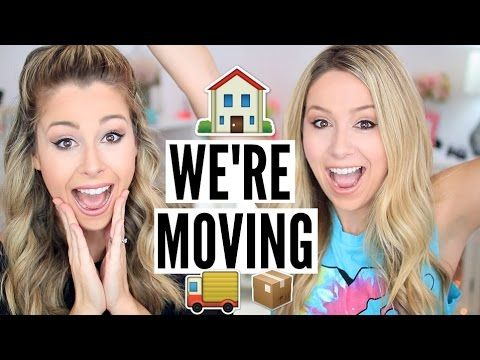 WE'RE MOVING + BIG LIFE CHANGES