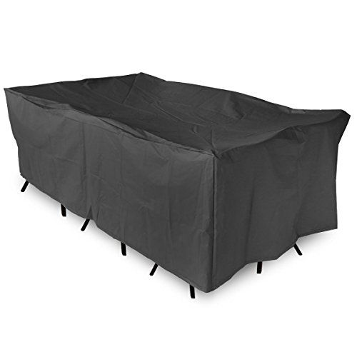 king do way outdoor garden furniture cover 308x138x89cm large waterproof cover polyester waterproof uv protection