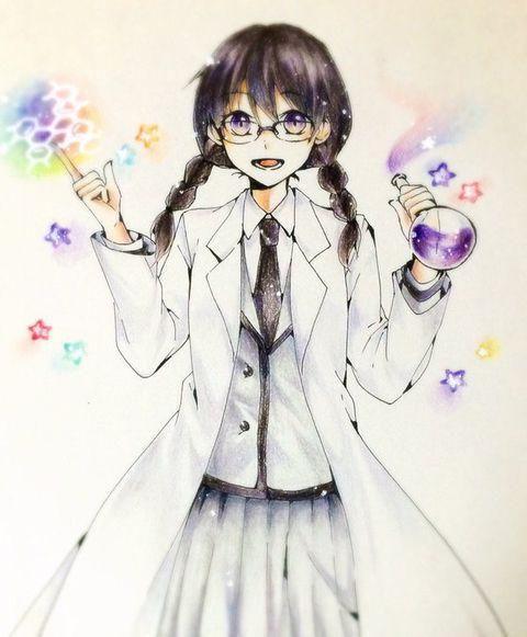 Assassination Classroom - Manami Okuda