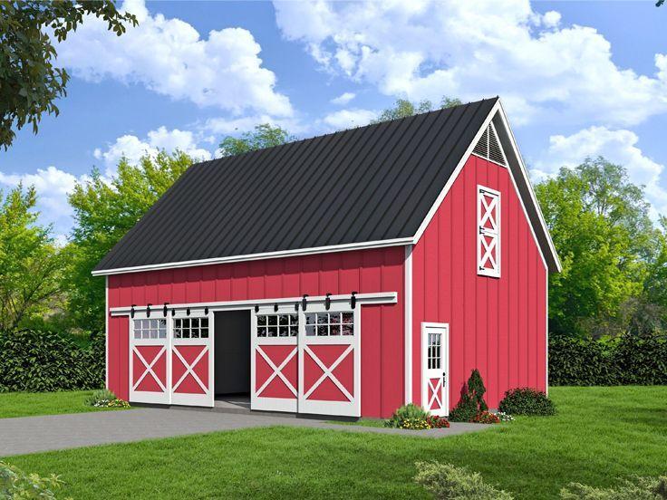 32 best Outbuilding Plans images on Pinterest | Garage plans, Garage ...