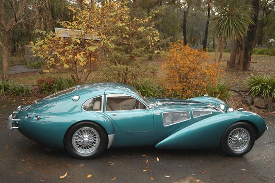 The Devaux Coupe