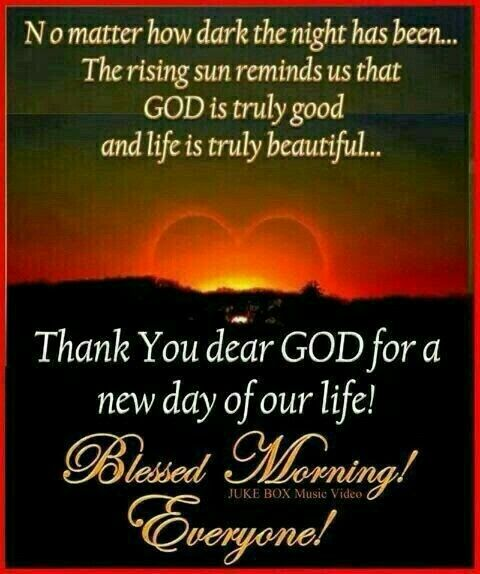 Morning Blessing Quote: 794 Best Images About DAYS OF THE WEEK GREETINGS AND BLESSINGS