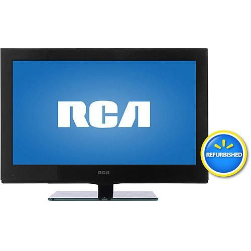 This RCA R32LB30RQD 32in 720p 60Hz LCD/DVD Combo HDTV features true 16:9 aspect ratio so you can view your movies as the director intended. Note: You must have a source of HD programming in... More Details