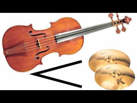 P.I.Čajkovský -  (hudební nástroje)