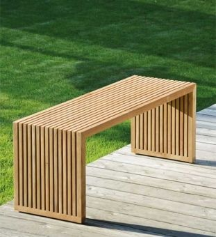 gartenbank ohne lehne pinterest bank mit lehne balkonbank. Black Bedroom Furniture Sets. Home Design Ideas