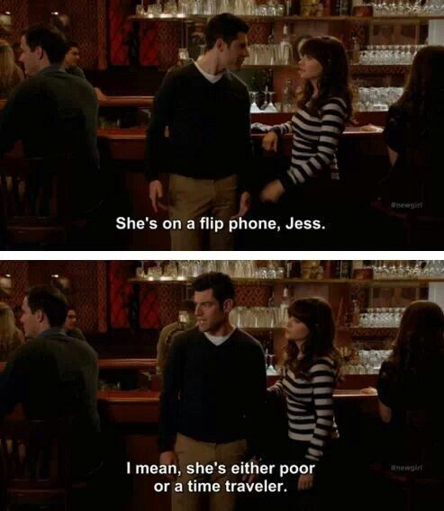 The 100th episode of <i>New Girl</i> airs this week, so here are some really funny lines, one from each of the previous 99 episodes.
