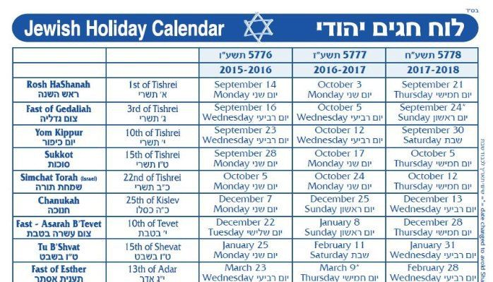 Hebrew Calendar 5780 - Desain Terbaru Rumah Modern Minimalis