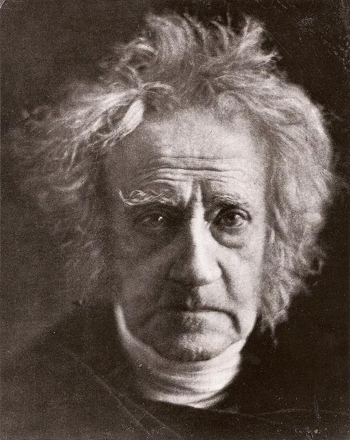 [IV.John Herschel] Sir John Herschel, 1867 | Julia Margaret Cameron