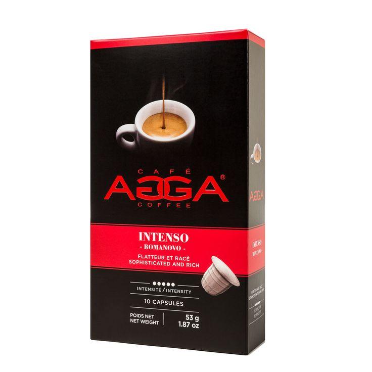 Personal Edge : Agga 99090 Intenso Romanovo coffee