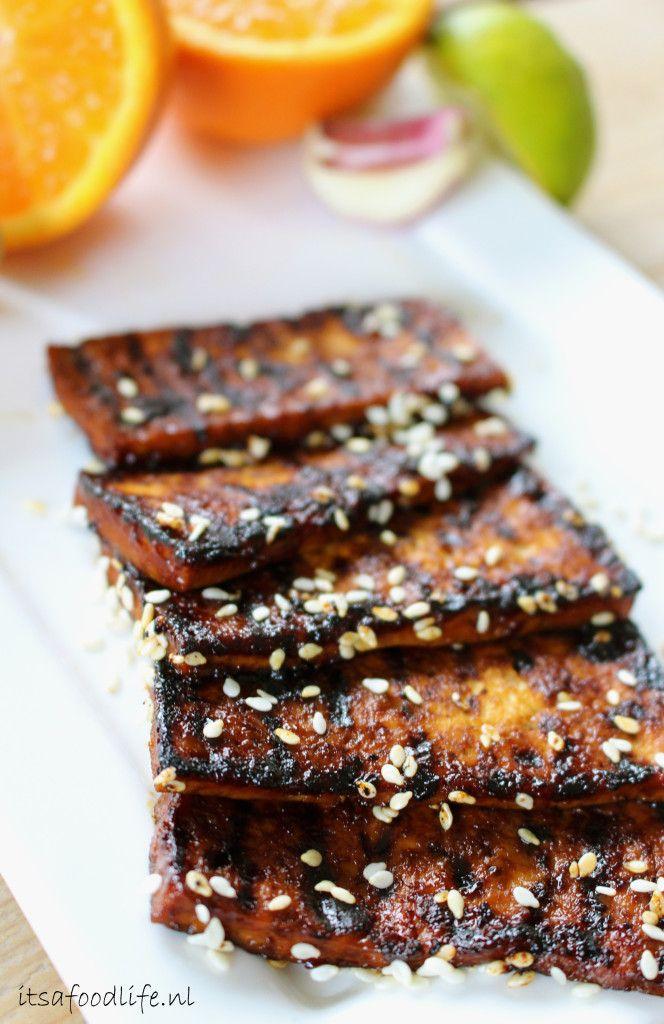 Tofu 101. Wat is Tofu? Hoe maak je tofu? + lekkere marinade recepten! | It's a Food Life