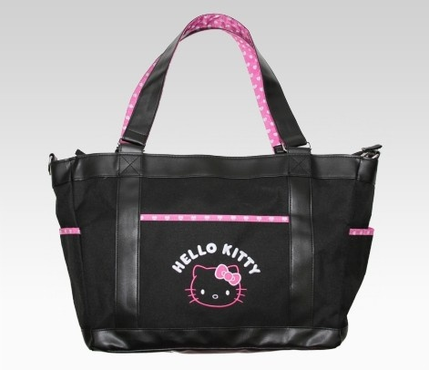 hello kitty diaper bag: Baby Hellobabi,  Postbag, Diapers Bags, Diaper Bags, Mailbag, Kitty Diapers, Hello Kitty, Kitty All, All Diapers