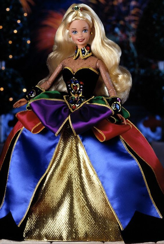 Midnight Princess Barbie Doll - Special Occasion - 1997 Winter Princess Collection - Barbie Collector: