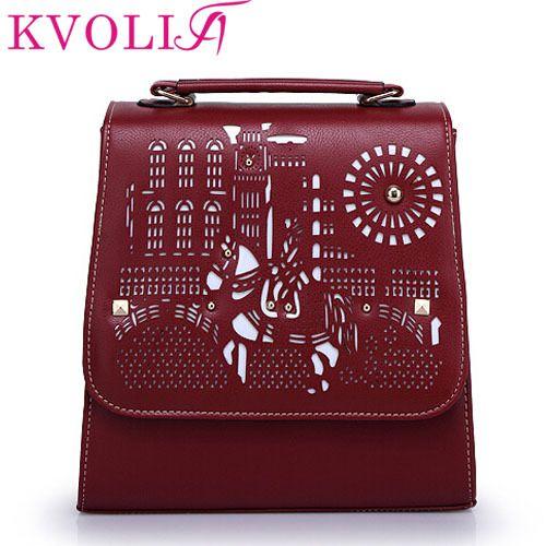 Hot fashion paper cut women handbag hollow shoulder bag vintage messenger bags pu leather handbags new 2014 HL2452-in Shoulder Bags from Luggage & Bags on Aliexpress.com   Alibaba Group