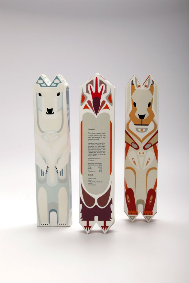 Einem Chocolate Packaging | Packaging of the World: Creative Package Design Archive and Gallery