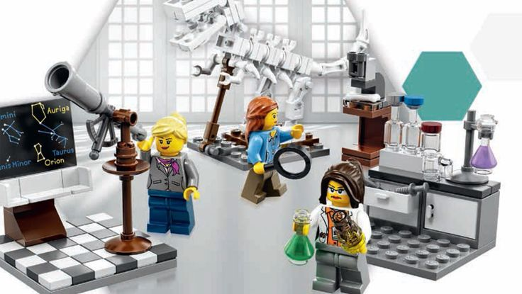 Instituto de Investigación - Explorar - Ideas Products LEGO.com