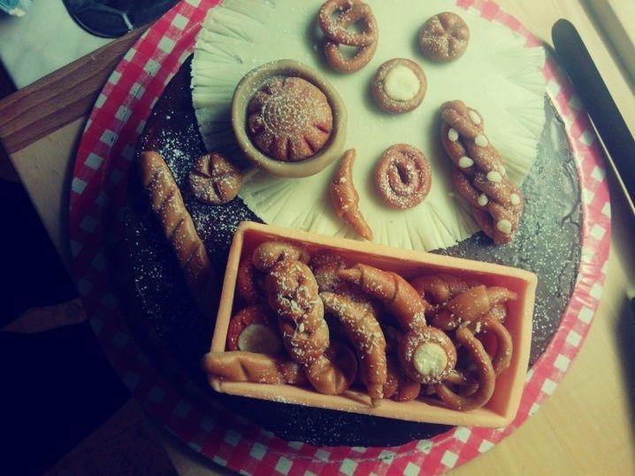 Dort pro pekaře.