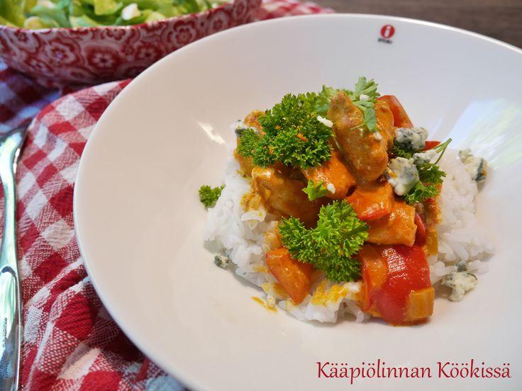 Kääpiölinnan köökissä: Helppo ja maukas slaavilainen broileri ♥